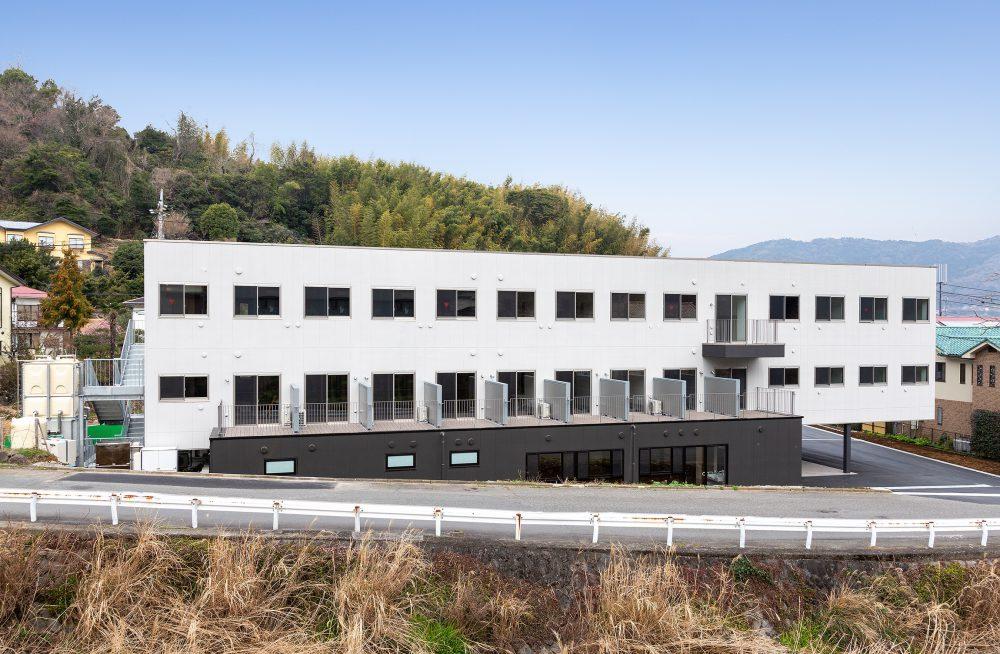 伊豆介護センター新築工事